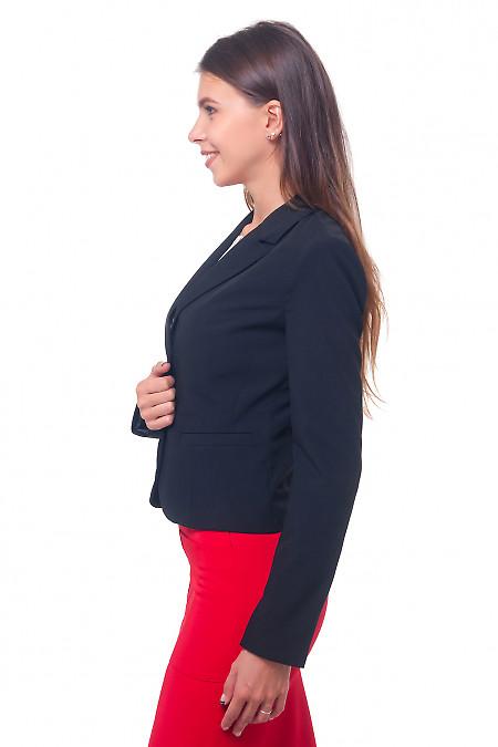 Купить жакет женский черный классический Деловая женская одежда