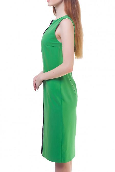 Купить зеленый сарафан Деловая женская одежда