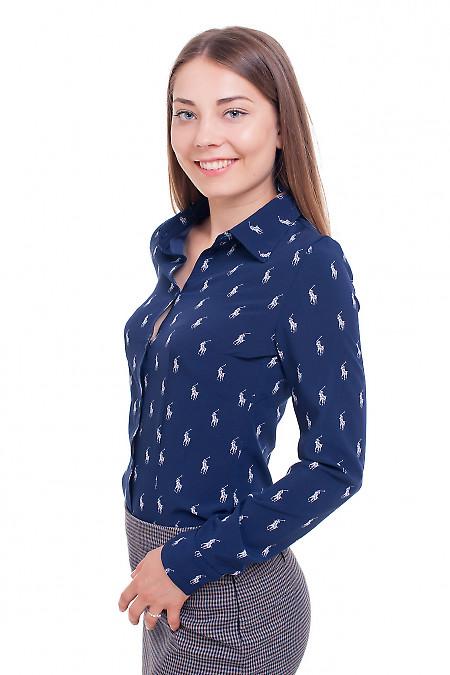 Классическая блузка Деловая женская одежда фото