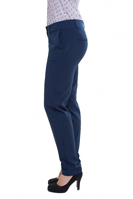 Брюки узкие Деловая женская одежда фото