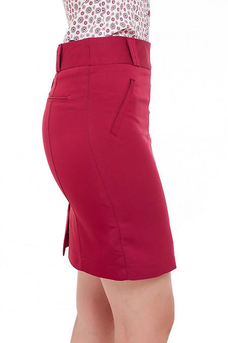 Юбка мини Деловая женская одежда фото