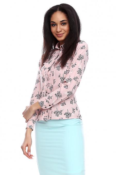 Блузка в офис Деловая женская одежда фото