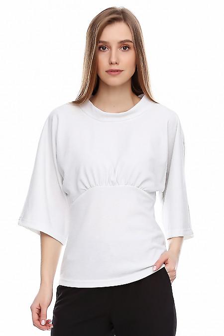 Купить нарядную блузку с люрексом. Деловая женская одежда фото