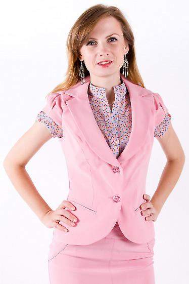 Фото Жилетка для офиса Деловая женская одежда