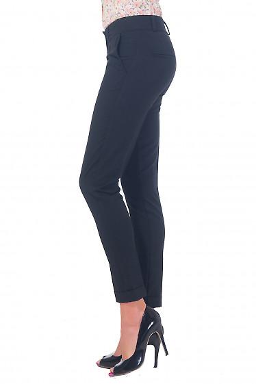 Купить черные женские брюки Деловая женская одежда