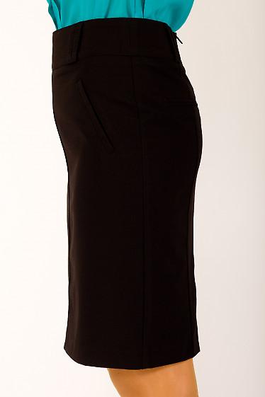 Фото Юбка прямая Деловая женская одежда