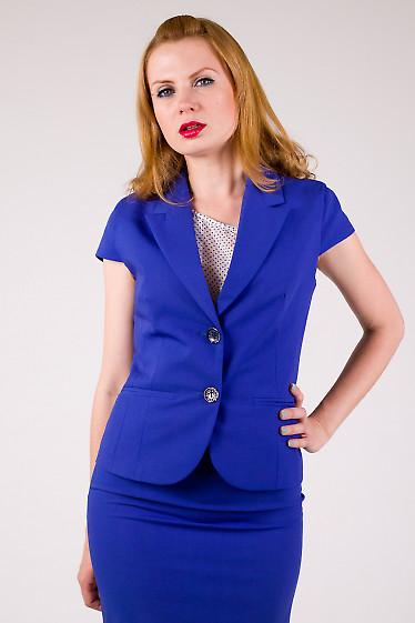 Фото Жакет легкий Деловая женская одежда