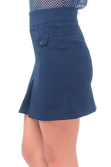 Купить короткую юбку-трапецию Деловая женская одежда