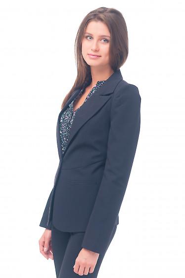 Купить жакет женский деловой черный Деловая женская одежда