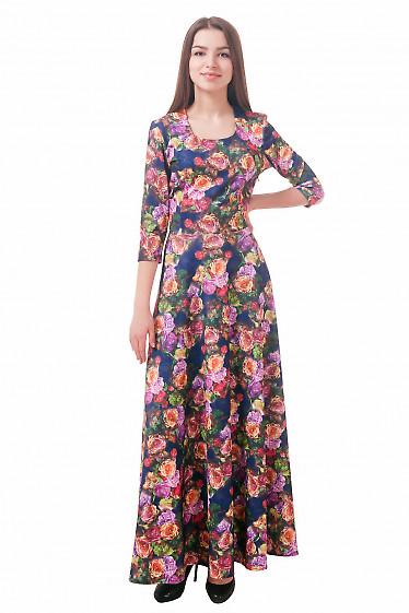 Фото Платье в пол Деловая женская одежда