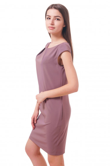 Фото Платье-футляр Деловая женская одежда
