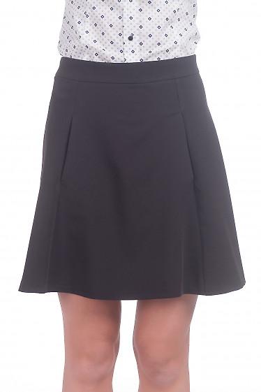Фото Юбка с карманами Деловая женская одежда