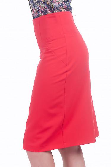 Фото Юбка с завышенной талией Деловая женская одежда
