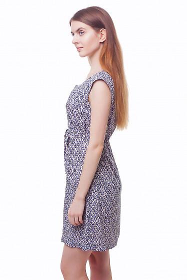 Купить платье летнее в бежевый тюльпанчик Деловая женская одежда