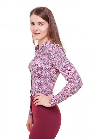 Блузка на работу Деловая женская одежда фото