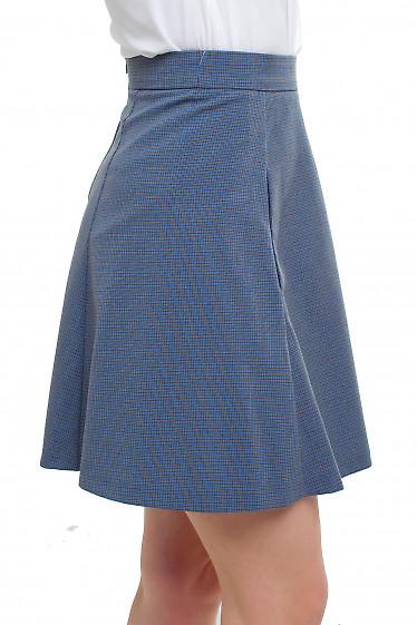 Юбка короткая Деловая женская одежда фото