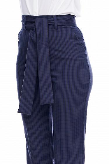 Теплые брюки Деловая женская одежда фото