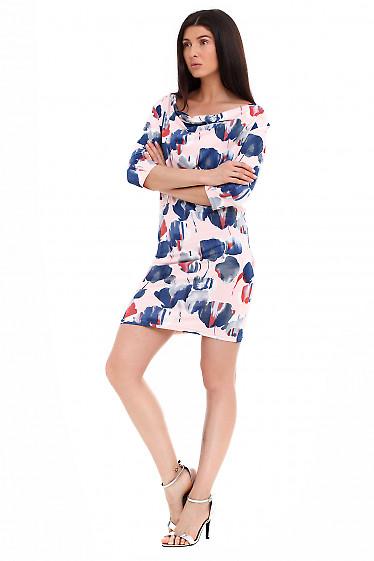Купить платье из микромасла Деловая женская одежда фото