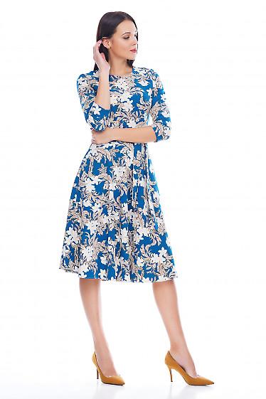 Платье нарядное Деловая женская одежда фото