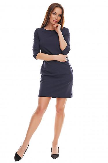 Платье в офис. Деловая женская одежда фото