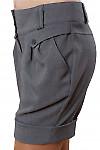 Купить короткие шорты Деловая женская одежда