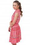 Легкая летняя юбка Деловая женская одежда