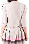 Жакет короткий Деловая женская одежда