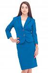 Купить трикотажный костюм Деловая женская одежда