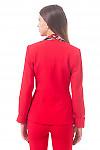 Фото Жакет яркий Деловая женская одежда