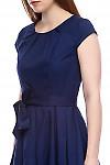 Хлопковое платье Деловая женская одежда фото